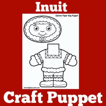 Eskimo Craft | Igloo | Winter Unit | Inuit Activity | Eski
