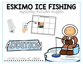 Eskimo Addition Mystery Puzzles
