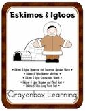 Eskimo & Igloo  Winter Learning Centers