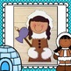 Eskimo Kids Craft & Writing Activities: Winter Craft