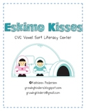 Eskimo Kisses - A CVC Vowel Sort
