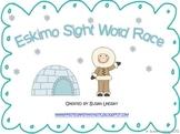Eskimo Sight Word Race
