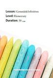 Esl Lesson: Gerunds&Infinitives 1