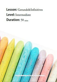 Esl Lesson: Gerunds&Infinitives 2