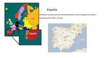 España (un viaje educativo)
