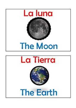 Espacio, Tierra y Planetas DL