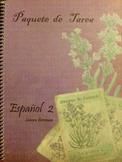 Spanish 2: Workbook/Packet (Realidades 2)