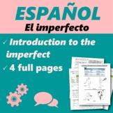 Español: El imperfecto (Imperfect tense)