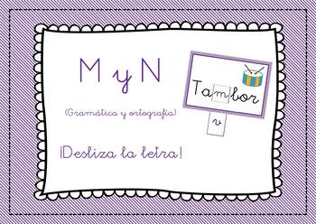 Spanish // Español: Ortografía y Gramática - M y N
