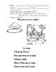 Español Primer grado - Lectura: 'La nave' - Enseñanza Aprendizaje - Fonema N  n