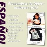 Español: Pronombres de Objeto Indirecto (Spanish: Indirect