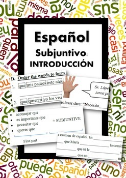 Español: Subjuntivo Presente: Introducción (Spanish: subjunctive introduction)
