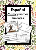 "Español: Verbos como ""gustar"" (Spanish: Verbs like ""gustar"")"