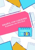 Español con canciones: El presente y Aua Lila