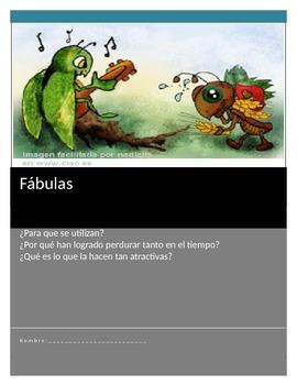 Español para Hispanohablantes - Fabulas