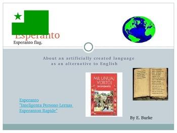 Esperanto-About It.