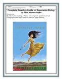 Esperanza Rising Complete reading guide