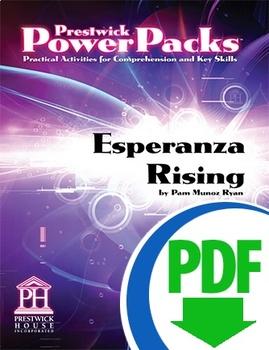 Esperanza Raising PowerPack