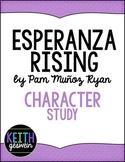 Esperanza Rising: 7 Character Analysis Activities