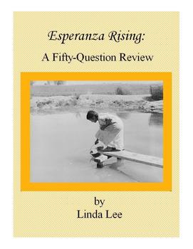 Esperanza Rising:  A Fifty-Question Review
