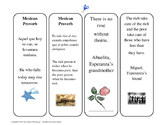 Esperanza Rising Bookmarks - FREE PRODUCT