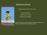 Esperanza Rising Building Background Knowledge