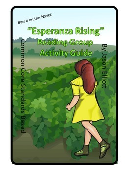 Esperanza Rising By Pam Munoz Ryan Reading Group Activity guide