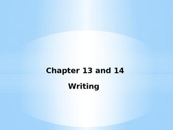 Esperanza Rising Chapter 13 and 14 Writing