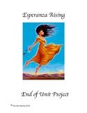 Esperanza Rising Choice Board