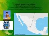 Esperanza Rising EngageNY Grade 5 Module 1 Unit 2  Lessons 1-4