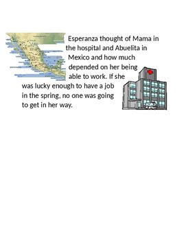 Esperanza Rising - Important quotes