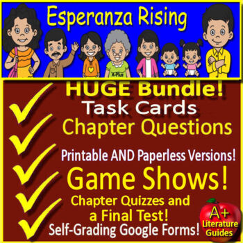 Esperanza Rising Review Game