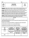 """Esperanza Rising """"Las Cebollas"""" Anticipation Guide"""