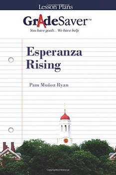 Esperanza Rising Lesson Plan