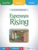 Esperanza Rising Lesson Plan  (Book Club Format - Determining Theme) (CCSS)