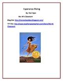 Esperanza Rising Literature Circle