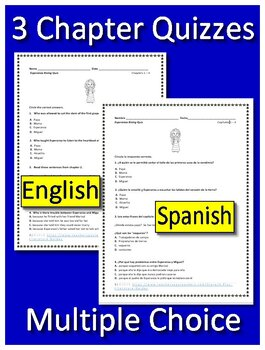 Esperanza Rising Novel Study Test Bundle Common Core Aligned