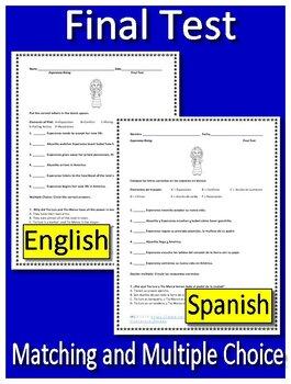 Esperanza Rising Quiz and Test Bundle Common Core Aligned