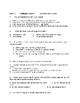 Esperanza Rising Novel Study, Quiz #8 (Los Duraznos and Las Uvas)