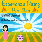 Esperanza Rising Novel Study with STAAR Stemmed Questions