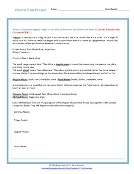 Esperanza Rising Novel Unit Plus Grammar