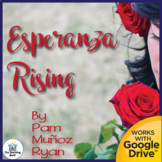 Esperanza Rising Unit Novel Study