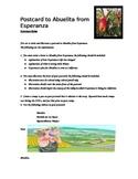 Esperanza Rising - Postcard to Abuelita