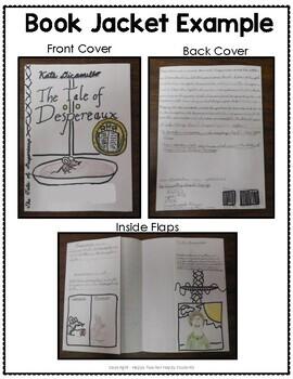 Esperanza Rising Project Create A Book Jacket A Book border=