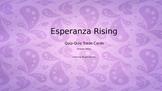 Esperanza Rising Quiz-Quiz Trade Cards for Figs