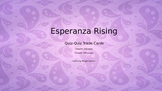 Esperanza Rising Quiz-Quiz Trade Cards for Grapes and Papayas