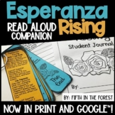 Esperanza Rising Read Aloud Companion for Distance Learning