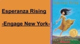 Esperanza Rising - Read Aloud & Questions for ALL chapters
