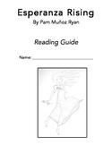 Esperanza Rising Reading Guide