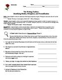 Esperanza Rising - Simile, Metaphor, Personification Practice - Chapter 2